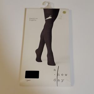 A new day fashion tights size M/L